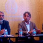 Coloquio en el Ayuntamiento de Cartagena sobre Cambio Climático y Energía