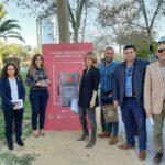 Arranca el nuevo sistema de recogida en el barrio de La Flota de Murcia