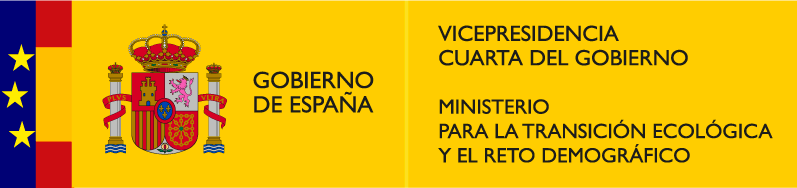 Resultado de imagen de LOGOTIPO ministerio VICEPRESIDENCIA 4ªde transición ecológica y el reto demográfico
