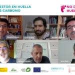 Más de 60 alumnos de Murcia y Andalucía mejoran su formación en Huella de Carbono en el marco de nuestro proyecto NO DEJES HUELLA