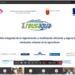 Comienza la recta final de nuestro proyecto estratégico REUSAGUA
