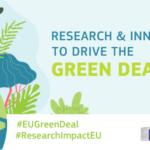 Convocatoria Pacto Verde Europeo: 1000 M€ a proyectos de investigación e innovación