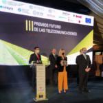 Recibimos el Premio a la INNOVACIÓN PARA EL IMPULSO DE LA ECONOMÍA CIRCULAR de COGITTRM / ACARMITT