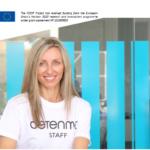 Nuestra Directora, Gemma Castejón, en la Semana de la Economía Circular con nuestro proyecto HOOP